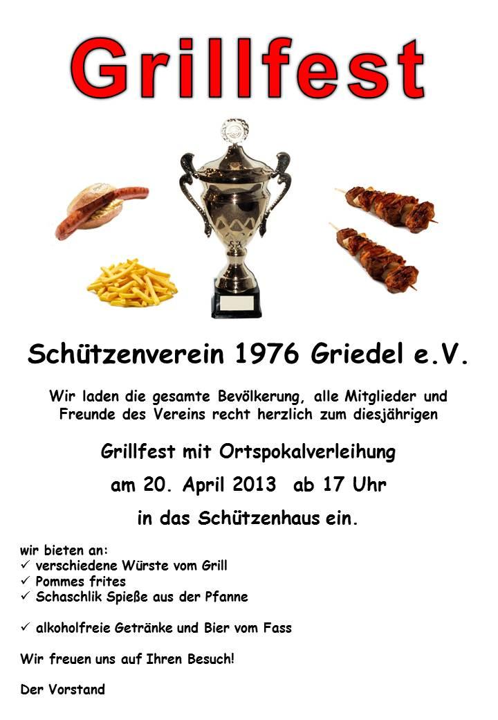 Berichte Archive - Schützenverein 1976 Griedel e.V.